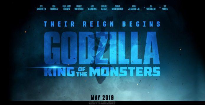 Первый тизер и постеры «Годзиллы: Король монстров»