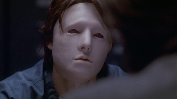 Кадр из фильма «Ванильное небо»