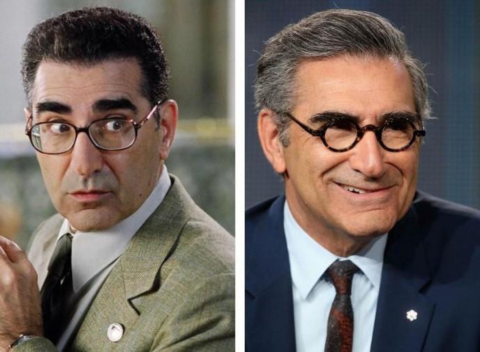 актеры американского пирога тогда и сейчас