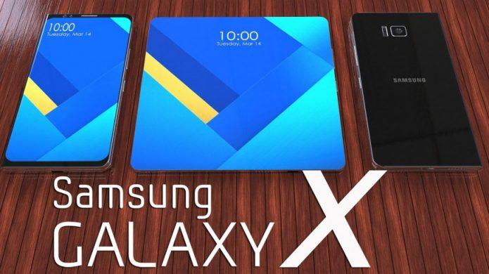 Складной смартфон Samsung будет не таким, как обещали утечки