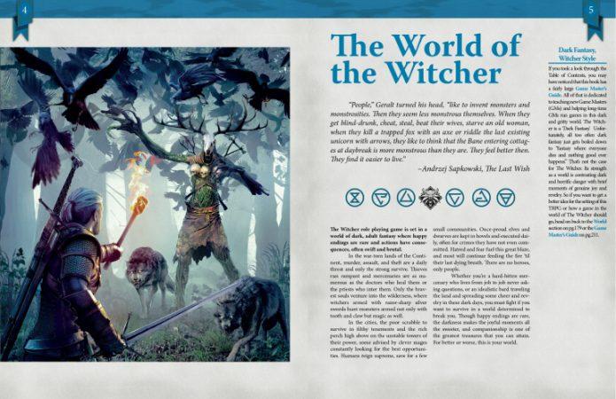 The Witcher отправилась в печать