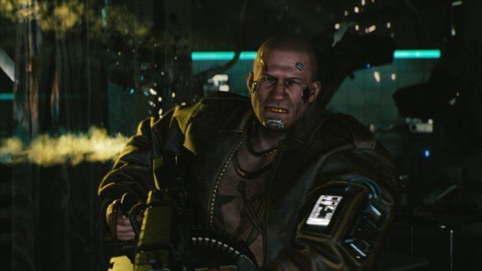В мире Cyberpunk 2077 протезы стали своего рода украшениями