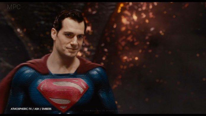 В Сеть попал первый кадр с Суперменом из версии Лиги справедливости от Зака Снайдера