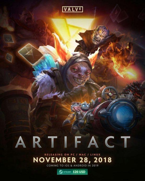 Dota 2 — Artifact