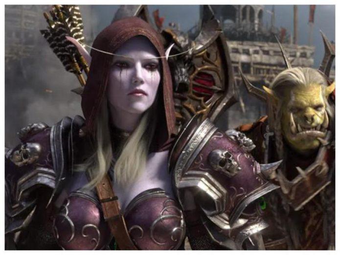 Новый тизер World of Warcraft: Battle For Azeroth