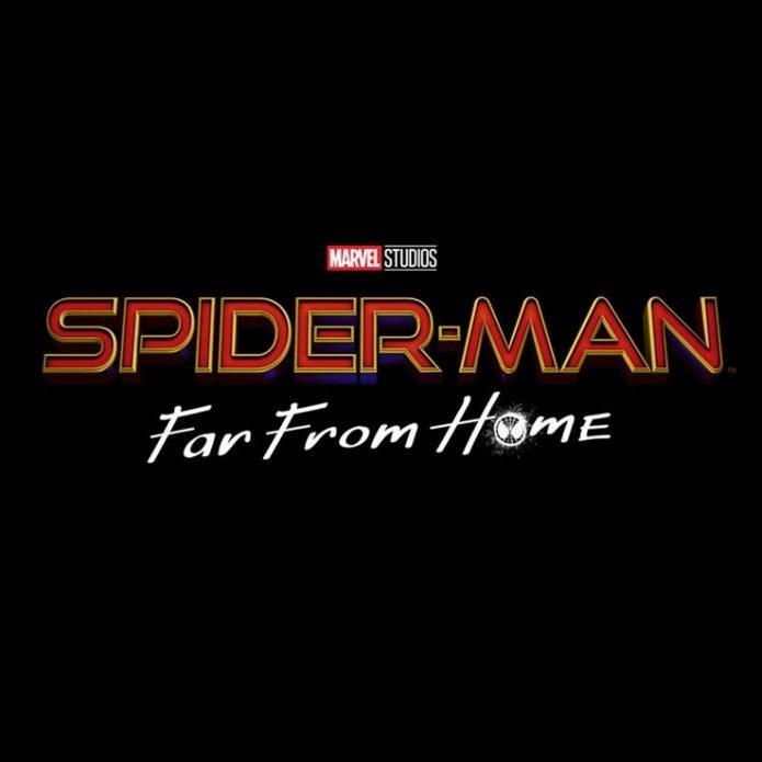 Представлен официальный логотип фильма «Человек-паук ...