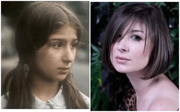 актеры фильма гостья из будущего тогда и сейчас