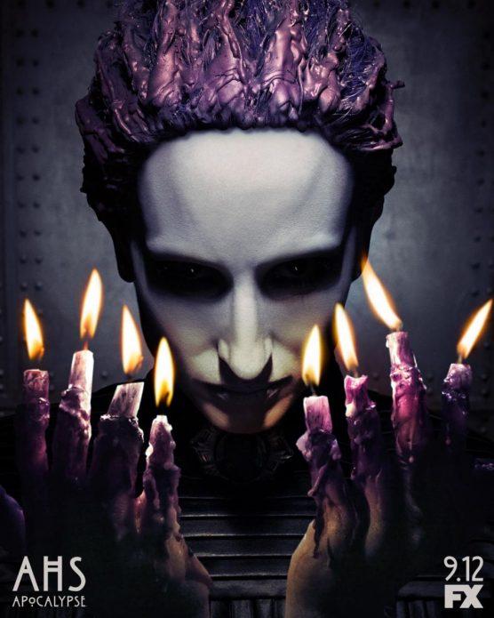 Постер 8-го сезона «Американской истории ужасов»