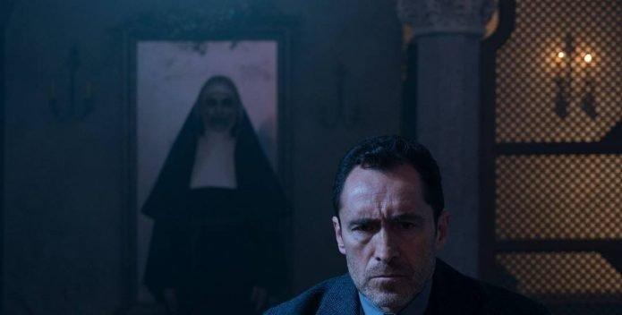 Свежие кадры из фильма ужасов «Проклятие монахини»