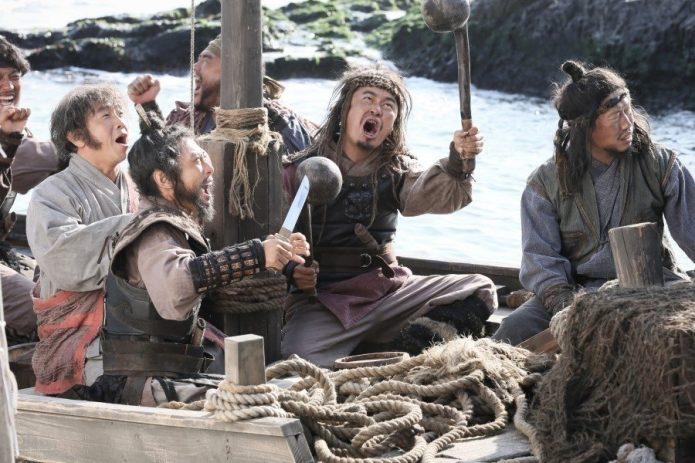 Кинолента «Пираты»