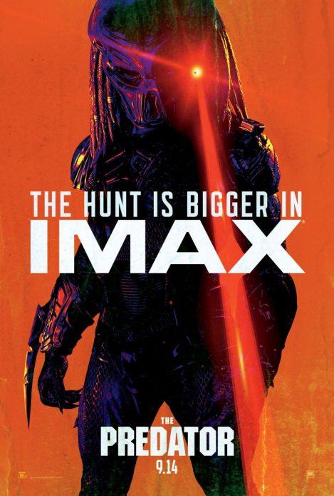 Постер новой части «Хищника»