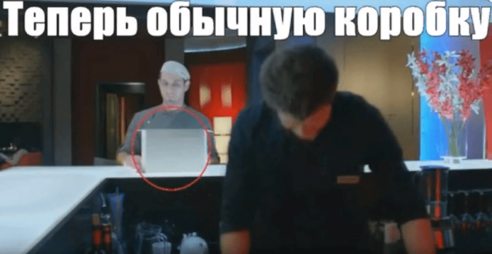 киноляпы в сериале кухня