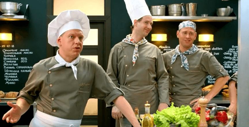 кухня серия про борна вставлю
