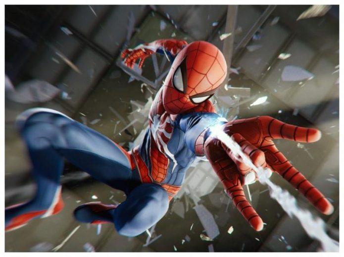 Фото со съёмок нового Человека-паука