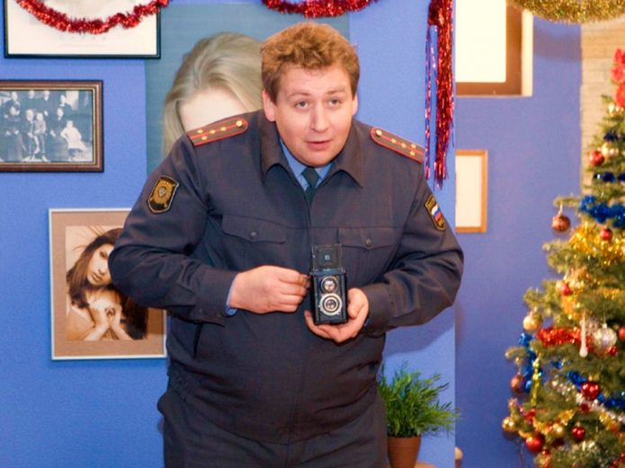 Лёня Воронин