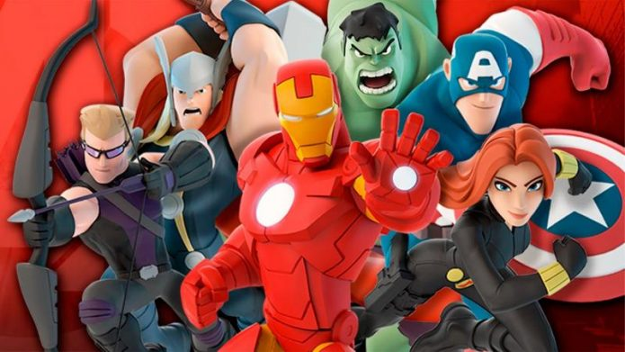 мультики про супергероев
