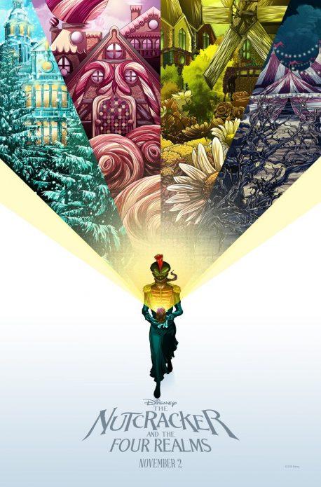 «Щелкунчик и четыре королевства»