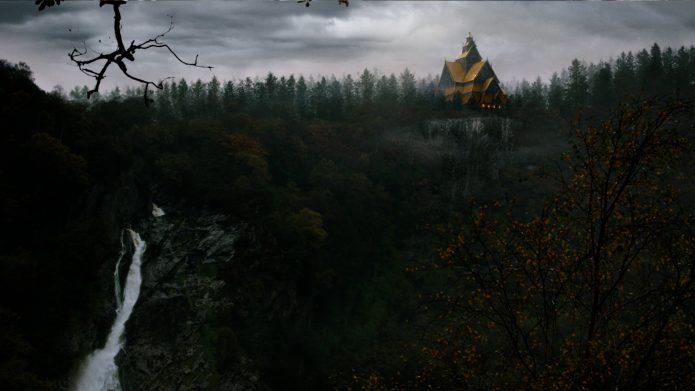 Храм Уппсалы
