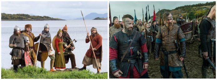 Доспехи викингов