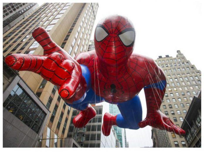 Том Холланд представил новый костюм Человека-паука