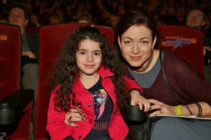 алена хмельницкая и дочь