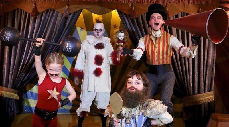 нил патрик харрис с семьей хэллоуин