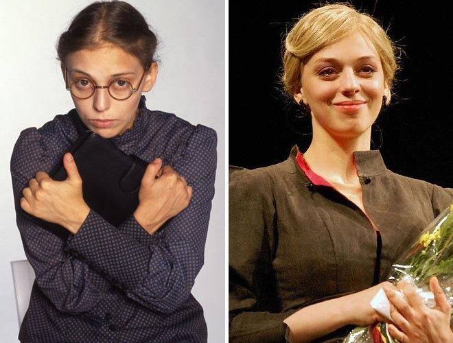 актеры сериала не родись красивой тогда и сейчас