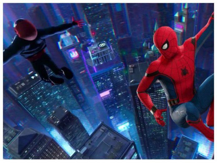 Человек-паука: Через вселенные