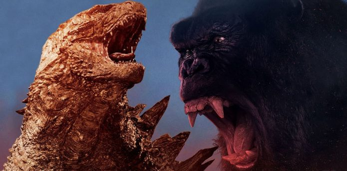Годзилла против Кинг-Конга