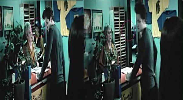 киноляпы фильма сумерки