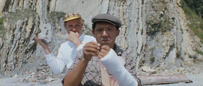 Киноляпы фильма «Бриллиантовая рука»