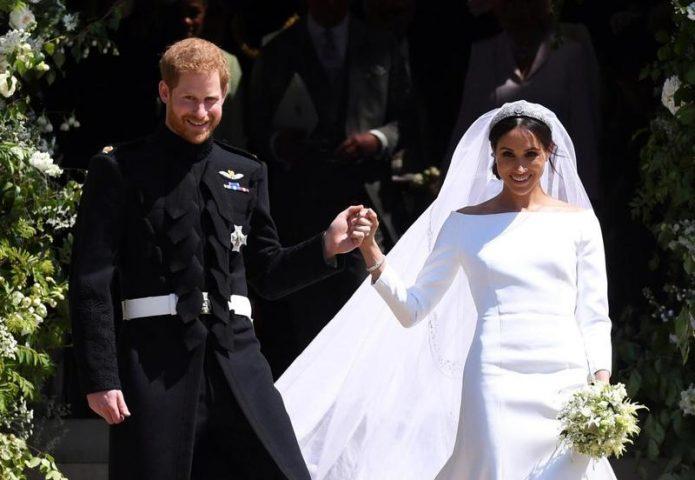меган маркл свадьба