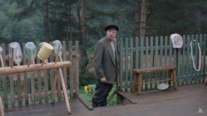 Ляпы в кинофильме «Любовь и голуби»