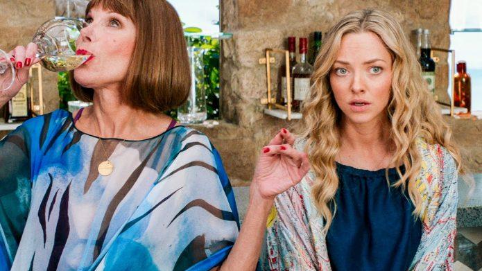 Кадр из фильма «Mamma Mia! 2»
