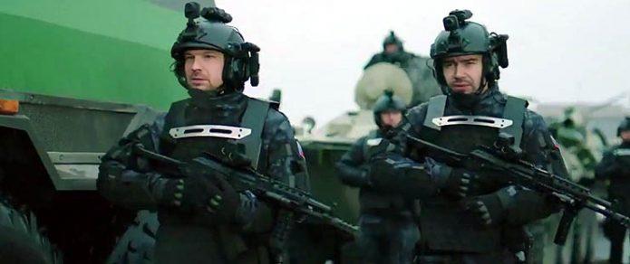 Кадр из сериала «Аванпост»