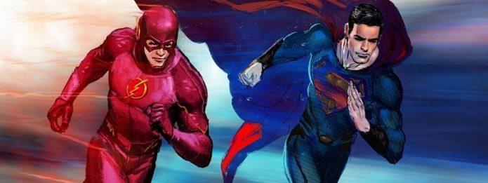 Супермен и флэш