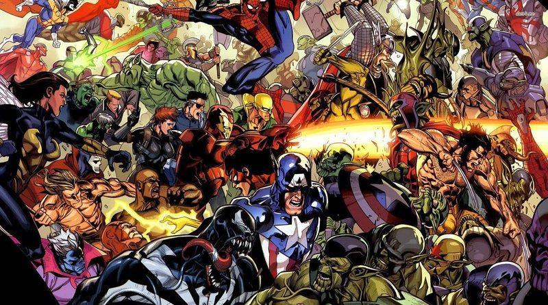 Как выглядятгерои Марвел в комиксах и в фильмах