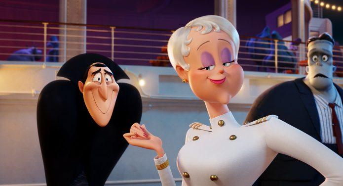 Хороший мультфильм 2018 «Монстры на каникулах 3»