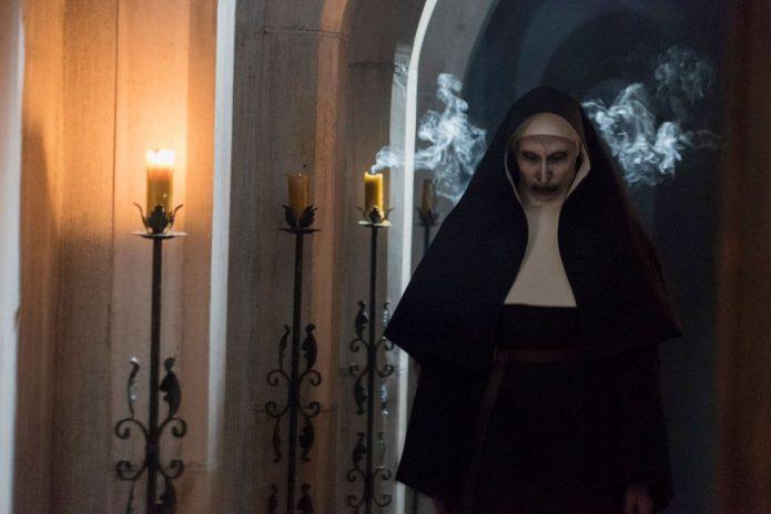 «Проклятие монахини»