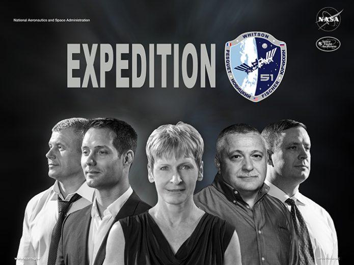 Постеры NASA