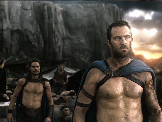 «300 спартанцев» после спецэффектов