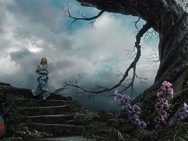 «Алиса в Стране чудес» после спецэффектов