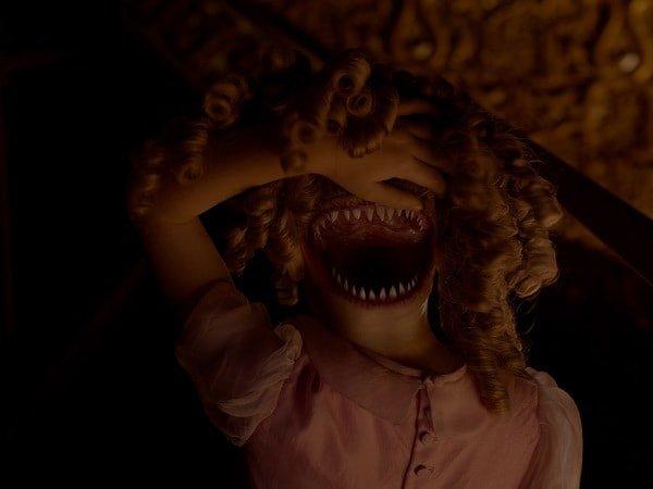 «Дом странных детей мисс Перегрин» после спецэффектов