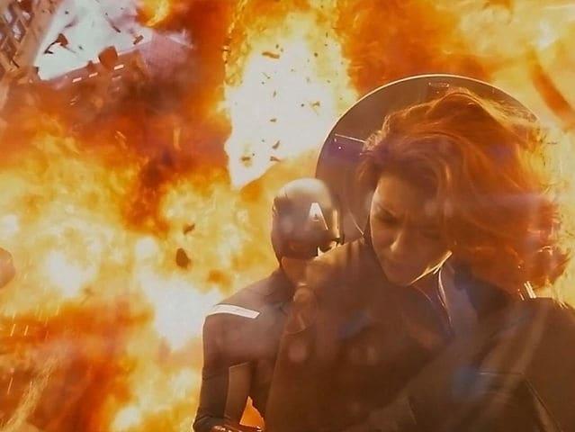 «Мстители» после спецэффектов