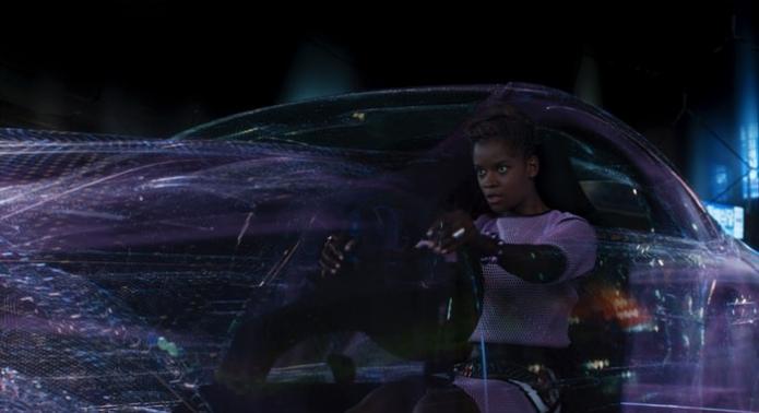 «Чёрная пантера» после спецэффектов