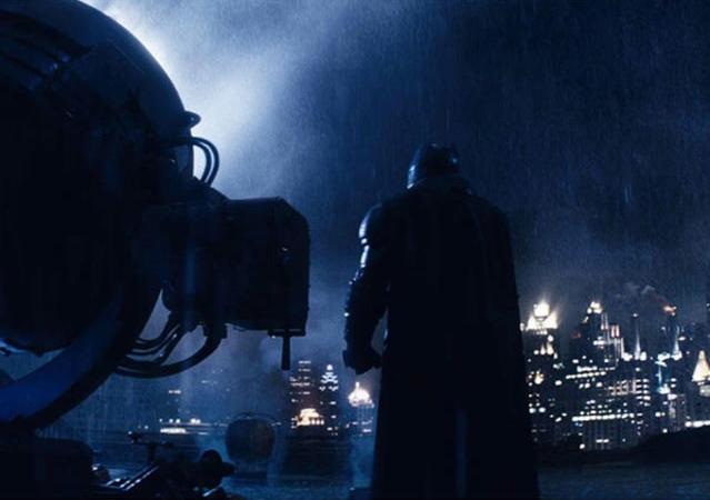 «Бэтмен против Супермена» после спецэффектов
