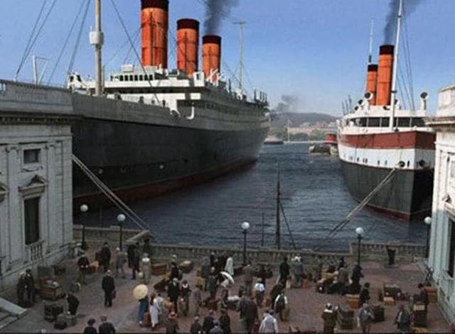 «Титаник» после спецэффектов