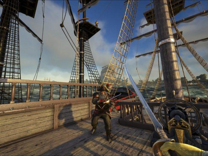 пиратский экшен