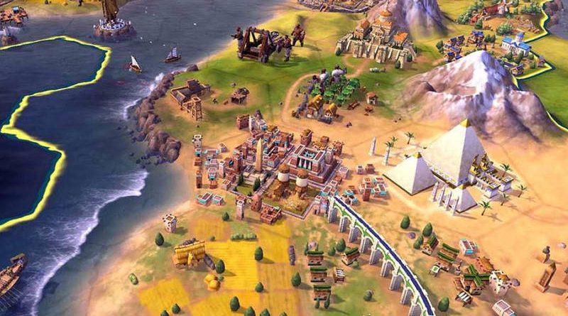 Игра Civilization VI