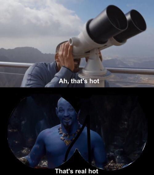 Мемы на Джинна